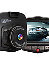 M001 HD 1280 x 720 / 1080p Car DVR 120 Degree / 140 Degree Wide Angle 2.4inch LCD Dash Cam with White Balance / Photograph / Built-in