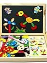 Tablettes de Dessin Puzzles en bois Art & Dessin Jouets Avion Rectangulaire Mode Celebre Ecole/Diplome Ecole Design portatif Design