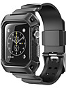 Bracelet de Montre  pour Apple Watch Series 4/3/2/1 Apple Bracelet Sport Silikon Sangle de Poignet