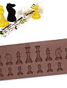 Ferramentas bakeware silica Gel Ferramenta baking / Gadget de Cozinha Criativa / Aniversario Biscoito / Chocolate / para bolo Cortadores de Massa 1pc