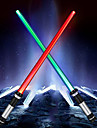 YWXLIGHT® 2pcs Night Light LED Multicolore Batterie AAA alimentate Stress e ansia di soccorso Colore variabile