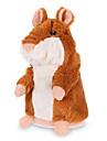 Мышь Плюшевая игрушка Животные Стресс и тревога помощи утонченный Животные Милый Плетеная ткань Взрослые