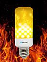 BRELONG® 1шт 4 Вт. 700 lm E14 E27 E12 B22 LED лампы типа Корн 99 светодиоды SMD 2835 Тёплый белый AC 85-265V