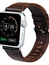 Watch Band for Apple Watch Series 3 / 2 / 1 Apple Modern Buckle Leather Wrist Strap