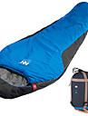 Naturehike Sac de couchage Sac Momie 9°C Garder au chaud Etanche Portable Pare-vent Respirable Confortable 220X83 Camping / Randonnee