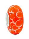 Joias DIY 1 pcs Contas Esmalte Colorido Liga Vermelho Redonda Bead 0.2 cm faca voce mesmo Colar Pulseiras