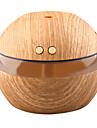 yk30 מיני נייד ערפל יצרנית ניחוח שמן אתרי מפזר קולי אולטראסאונד אדים אור עץ מפזר