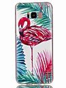 Case For Samsung Galaxy S8 Plus S8 Pattern Back Cover Flamingo Soft TPU for S8 Plus S8 S7 edge S7 S6 edge plus S6 edge S6 S5 S4 S3