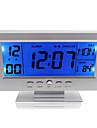 Relojes con Alarma Despertador Bateria #