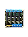 keyestudio 4-kanalars solid state relä modul för arduino