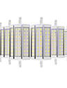 YWXLIGHT® 6pcs 8W 700-800lm R7S LED-maislampen 48 LED-kralen SMD 5730 Warm wit Koel wit 110-130V 220-240V