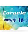 Caraele 16GB 마이크로 SD 카드 TF 카드 메모리 카드 CLASS10 CA-1 16GB