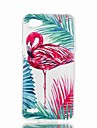 케이스 제품 LG V30 Q6 패턴 뒷면 커버 플라밍고 소프트 TPU 용 LG X Style LG X Power LG V30 LG Q6 LG K10 LG K8