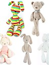 50cm Metoo Doll Plush Sweet Cute Rabbit Animaux en Peluche Adorable / Confortable Cadeau 1 pcs