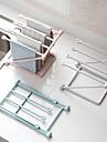 1 комплект Полки и держатели Другое Пластик Творческая кухня Гаджет Аксессуар для хранения Кухонная организация
