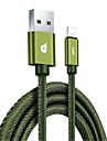 Подсветка Адаптер USB-кабеля Быстрая зарядка Высокая скорость Кабель Назначение Macbook iPad iPhone MacBook Air MacBook Pro 120 cm