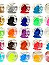 1 pcs Paillettes / Poudre de paillettes Etincelant Conseils d\'art des ongles