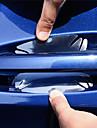 6pcs Carro Taca da porta transparente para Porta do carro Para Mercedes-Benz Classe S Todos os Anos