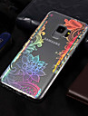 Case For Samsung Galaxy S9 / S9 Plus IMD / Pattern Back Cover Lace Printing Soft TPU for S9 Plus / S9 / S8 Plus