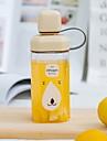 음료 용기 플라스틱 / PP+ABS 텀블러 휴대용 / 귀여운 1pcs