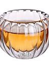 Drinkware Verre a haute teneur en bore Tasses de The / Verres Athermiques / Girlfriend cadeaux / Mignon 6pcs