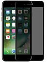 Protecteur d\'ecran pour Apple iPhone 7 Plus Verre Trempe 1 piece Ecran de Protection Integral Coin Arrondi 3D / Vie Privee Anti-espion /