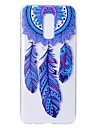Kılıf Na Samsung Galaxy A9 Star / A6+ (2018) Wzór Czarne etui Łapacz snów Miękkie TPU na A5(2018) / A6 (2018) / A6+ (2018)