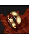 Per uomo Classico Alla moda Anello Semplice Essenziale Di tendenza Anelli trendy Gioielli Oro Per Matrimonio Mascherata Festa per la promessa di matrimonio Graduazione Strada Serata 6 / 7 / 8 / 9 / 10