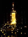 BRELONG® 1pc Tappo per bottiglia di vino Night Light LED Bianco caldo / Bianco / Rosso Pulsante a batteria Creativo / Matrimonio / Decorativo <5 V