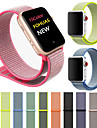 Urrem for Apple Watch Series 4/3/2/1 Apple Sportsrem Nylon Håndledsrem