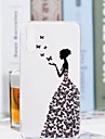 Case For Huawei P20 Pro / P20 lite Transparent / Pattern Back Cover Butterfly / Sexy Lady Soft TPU for Huawei P20 / Huawei P20 Pro / Huawei P20 lite