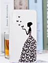 Coque Pour Huawei P20 Pro / P20 lite Transparente / Motif Coque Papillon / Femme Sexy Flexible TPU pour Huawei P20 / Huawei P20 Pro / Huawei P20 lite
