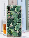Etui Käyttötarkoitus Huawei P20 Pro / P20 lite Läpinäkyvä / Kuvio Takakuori Puu Pehmeä TPU varten Huawei P20 / Huawei P20 Pro / Huawei P20 lite