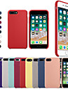 Custodia per Apple iphone xr xs xs max cover posteriore antiurto in morbido silicone colorato per iphone x 8 8 plus 7 7plus 6s 6s plus se 5 5s