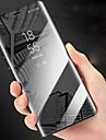 מגן עבור Samsung Galaxy Note 9 עם מעמד / מראה / נפתח-נסגר כיסוי מלא אחיד קשיח עור PU ל Note 9 / Note 8