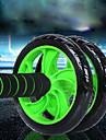 """5.91""""(Approx.15cm) Ab Wheel Roller Med 1 Passepartout Bekväm, Halk, Stabilitet Stretching, Förbättra bakböjningar PVC (polyvinylklorid), PP+ABS Till Fitness / Gym / Träna Midja, arm, Midja och baksida"""