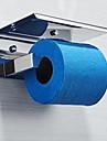 Držač toaletnog papira New Design Suvremena Nehrđajući čelik 1pc Zidne slavine