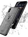 CaseMe Кейс для Назначение Apple iPhone X Защита от удара Кейс на заднюю панель Однотонный Твердый ТПУ для iPhone X / iPhone 8 Pluss / iPhone 8