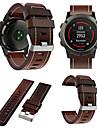 Watch Band for Fenix 5 / Fenix 5 Plus / Forerunner 935 Garmin Leather Loop Leather / Genuine Leather Wrist Strap