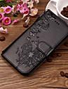 Etui Käyttötarkoitus Huawei Honor 10 / Honor 9 Lite Korttikotelo / Koristeltu / Kuvio Suojakuori Voikukka Kova PU-nahka varten Huawei Honor 10 / Honor 9 / Huawei Honor 9 Lite