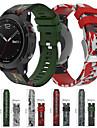 Ремешок для часов для Fenix 5x / Fenix 5 Garmin Спортивный ремешок силиконовый Повязка на запястье