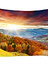 Landscape / Family Wall Decor 100% Polyester Modern Wall Art, Wall Tapestries Decoration