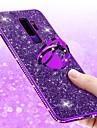 Hülle Für Samsung Galaxy S9 Plus / S9 Strass / Beschichtung / Ring - Haltevorrichtung Rückseite Glänzender Schein Weich TPU für S9 / S9 Plus / S8 Plus