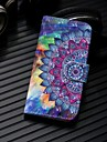 Case For Samsung Galaxy S9 Plus / S9 Wallet / Card Holder / with Stand Full Body Cases Mandala Hard PU Leather for S9 / S9 Plus / S8 Plus