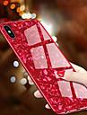 Huelle Fuer Apple iPhone XR / iPhone XS Max Stossresistent / Beschichtung / Ultra duenn Rueckseite Solide Hart Gehaertetes Glas fuer iPhone XS / iPhone XR / iPhone XS Max