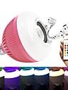 BRELONG® 1pc 12 W 450 lm E26 / E27 Slimme LED-lampen 28 LED-kralen SMD 5730 Bluetooth / Op afstand bedienbaar / Feest RGBW 85-265 V