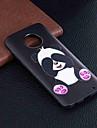 Θήκη Za Motorola MOTO G6 / Moto G6 Plus Uzorak Stražnja maska Panda Mekano TPU za MOTO G6 / Moto G6 Plus / Moto G5 Plus
