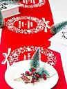 Urlaubsdekoration Weihnachtsdeko Weihnachtsschmuck Dekorativ Rot / Dunkelrot / Warmes Weiss 1pc