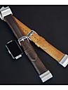 시계 밴드 용 Fitbit Charge 3 핏빗 스포츠 밴드 천연 가죽 손목 스트랩
