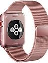 Watch kapela pro Apple Watch Series 4/3/2/1 Apple Milánská smyčka Kov Poutko na zápěstí